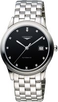 Longines Flagship - L4.874.4.57.6 - Diamond Dial Automatic Men's