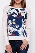 Yumi Bird Print Shirt