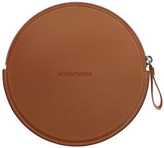 Simplehuman Sensor Mirror Zip Compact - Brown