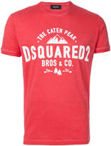 DSQUARED2 Caten peak T-shirt