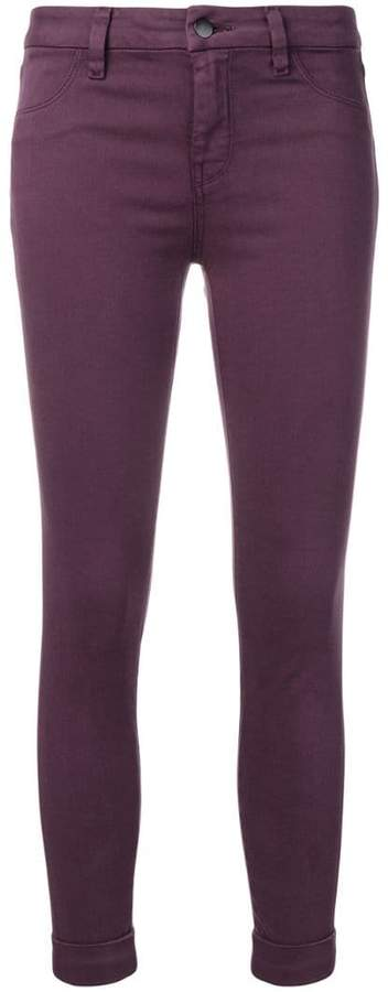 J Brand Anja skinny trousers