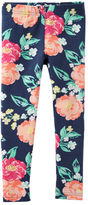 Carter's Floral Print Leggings