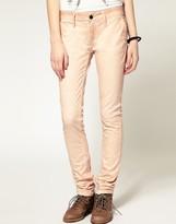 Denham Jeans Cleaner Coloured Skinny Jeans