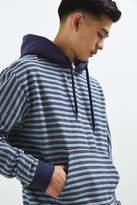 Urban Outfitters Stripe Hoodie Sweatshirt
