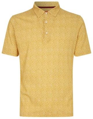 Isaia Cotton Polo Shirt