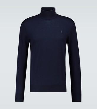 Polo Ralph Lauren Classic wool turtleneck