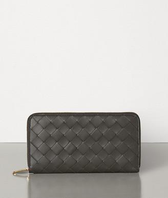 Bottega Veneta Zip Around Wallet
