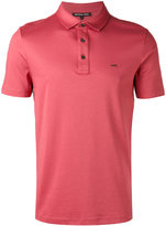 Michael Kors chest embroidery polo shirt - men - Cotton - XS