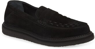 AllSaints Max Venetian Loafer