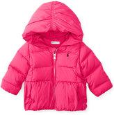 Ralph Lauren Girls' Down Jacket