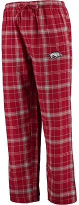 Men's Concepts Sport Cardinal Arkansas Razorbacks Big & Tall Ultimate Flannel Pants