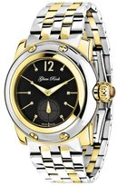 Glam Rock Women's GR40026 Palm Beach Collection Two Tone Stainless Steel Watch