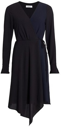 Bailey 44 Handkerchief Wrap Dress