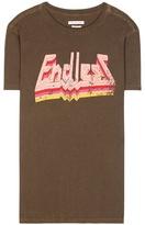 Etoile Isabel Marant Isabel Marant, Étoile étoile Dewel Printed Cotton T-shirt