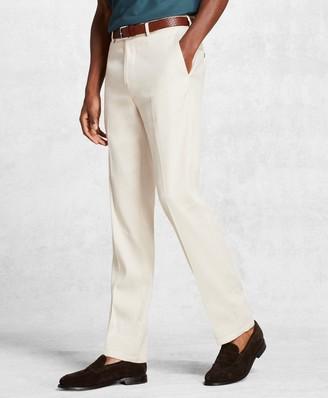 Brooks Brothers Golden Fleece Linen Dress Trousers