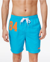 Superdry Men's Premium Embroidered Appliqué Water Polo Shorts