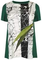 Marina Rinaldi Printed Combo T-Shirt
