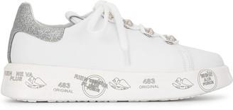 Premiata Platform Low Top Sneakers