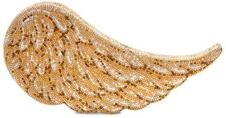 Judith Leiber Wing Icarus Clutch Bag