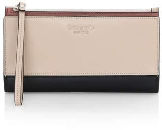 Kate Spade Spencer Continental Leather Wristlet
