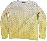 Tommy Hilfiger Yellow Cotton Knitwear for Women