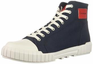 Calvin Klein Jeans Men's Biagio Nylon Sneaker
