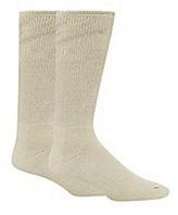H.j.hall Beige 'comfort Fit Diabetic' Socks