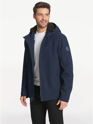 Tommy Hilfiger Essential Sherpa-Lined Performance Jacket