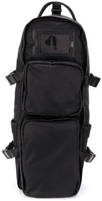 Juun.J Single Strap Narrow Backpack