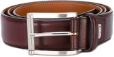 Santoni classic belt - men - Leather - 100