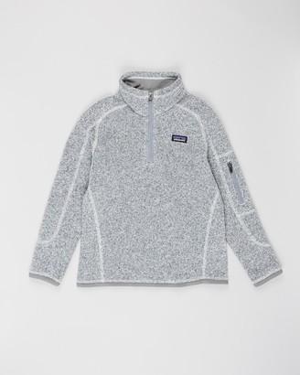 Patagonia Better Sweater 1/4 Zip - Kids