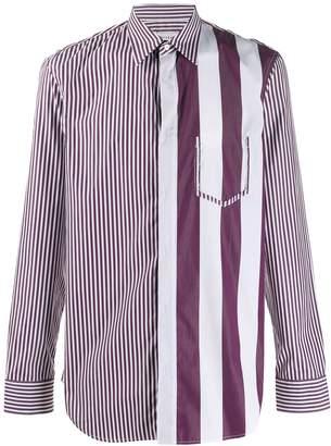 Maison Margiela striped shirt