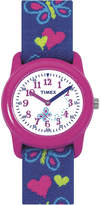 Timex Easy Reader Kids Blue Fabric Strap Watch T890019J