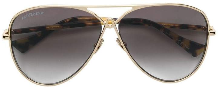 Altuzarra aviator sunglasses