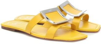 Roger Vivier Bikiviv' leather sandals