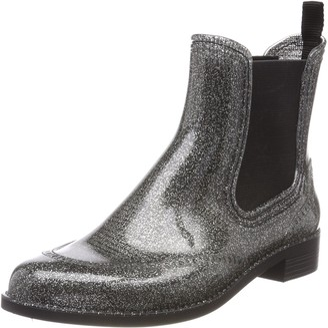 Beck Women's Glitter Wellington Boots