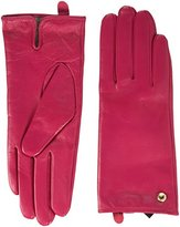 GUESS Women's Not Coordinated Leather Gloves-AW6321LEA02 Mittens,M