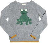 Nice Things Frog Wool Blend Sweater