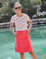 Boden Rachel Chino Skirt
