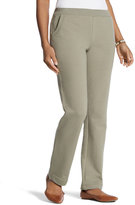 Chico's Knit Collection Pants in Vetiver