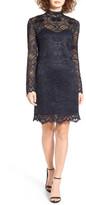 WAYF Monroe Lace Shift Dress