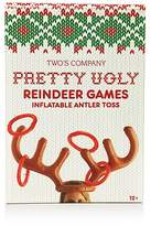 Twos Company Two's Company Inflatable Reindeer Toy Toss