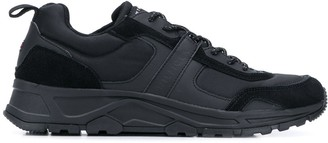 Tommy Hilfiger Paneled Low Top Sneakers