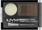 Charlotte Russe Dark Brown NYX Professional Makeup Eyebrow Cake Powder