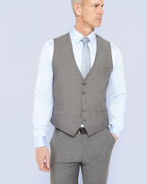 Ted Baker Debonair Waistcoat Grey