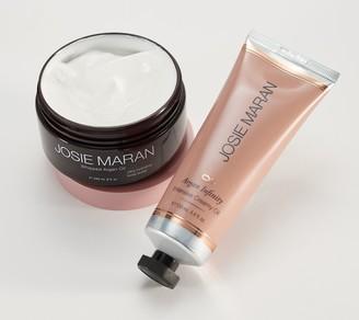 Josie Maran Softest Skin Infinity Cream Body Butter 2-Piece Set