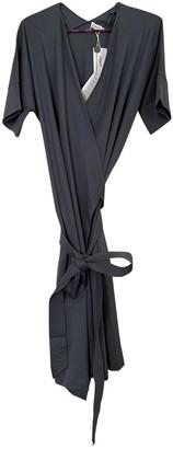 Filippa K Grey Cotton - elasthane Dress for Women