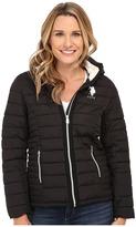 U.S. Polo Assn. Hooded Puffer Jacket