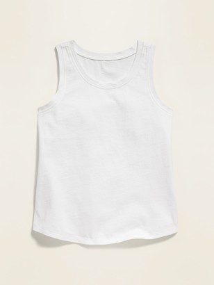 Old Navy Solid-Color Jersey Tank Top for Toddler Girls