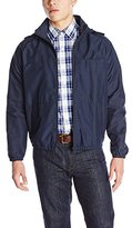 Vince Camuto Men's Hooded Windbreaker